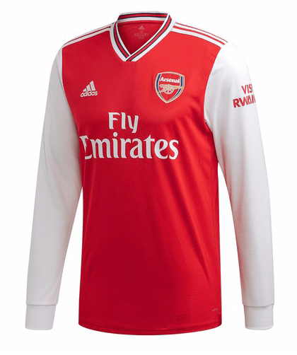 premium selection 5e24a 42e6c Arsenal 2019/20 Longsleeve Home Kit
