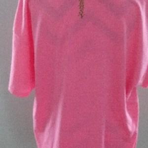 Women's MKBSY T-Shirt Pink