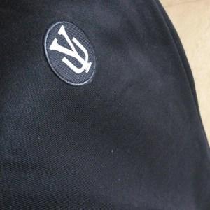Yuchii Logo Sweatpants Black