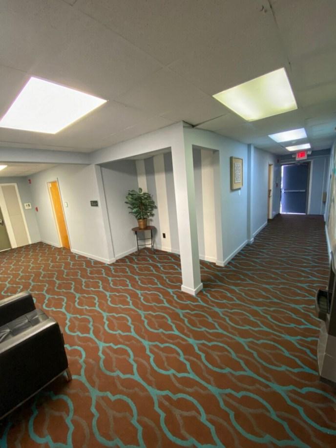Hotel Corridor | Hammock Inn North Beach