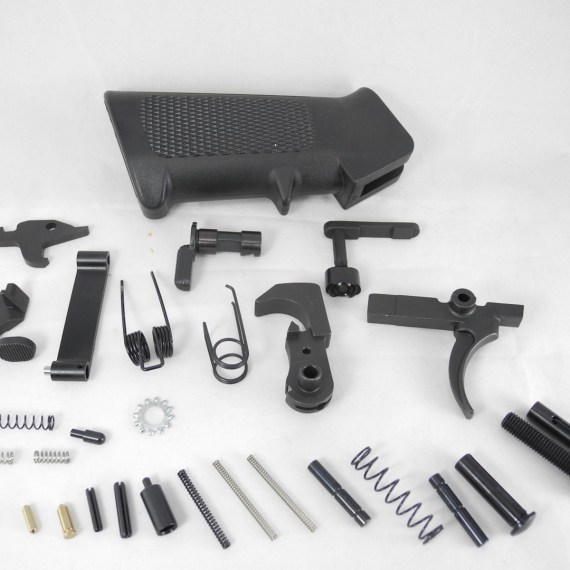 JTC AR-15 Lower Receiver Kit