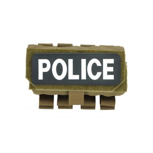 Modular (MOLLE) Shotgun Shell Pouch, 12-Rounds