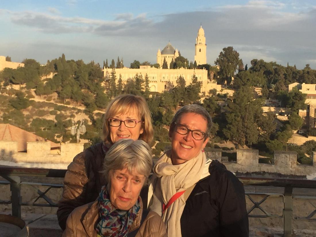 Private Guide Jerusalem - Léontine