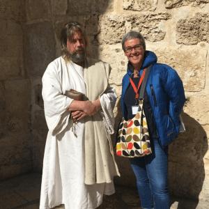 Private Guide Jerusalem Tours Leontine Cohen
