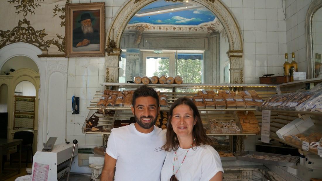 Flora Goldenberg Tour Guide Paris JEwish Quarter Paris Murciano
