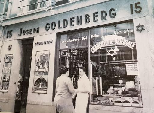 JEwish Paris Goldenberg 1945