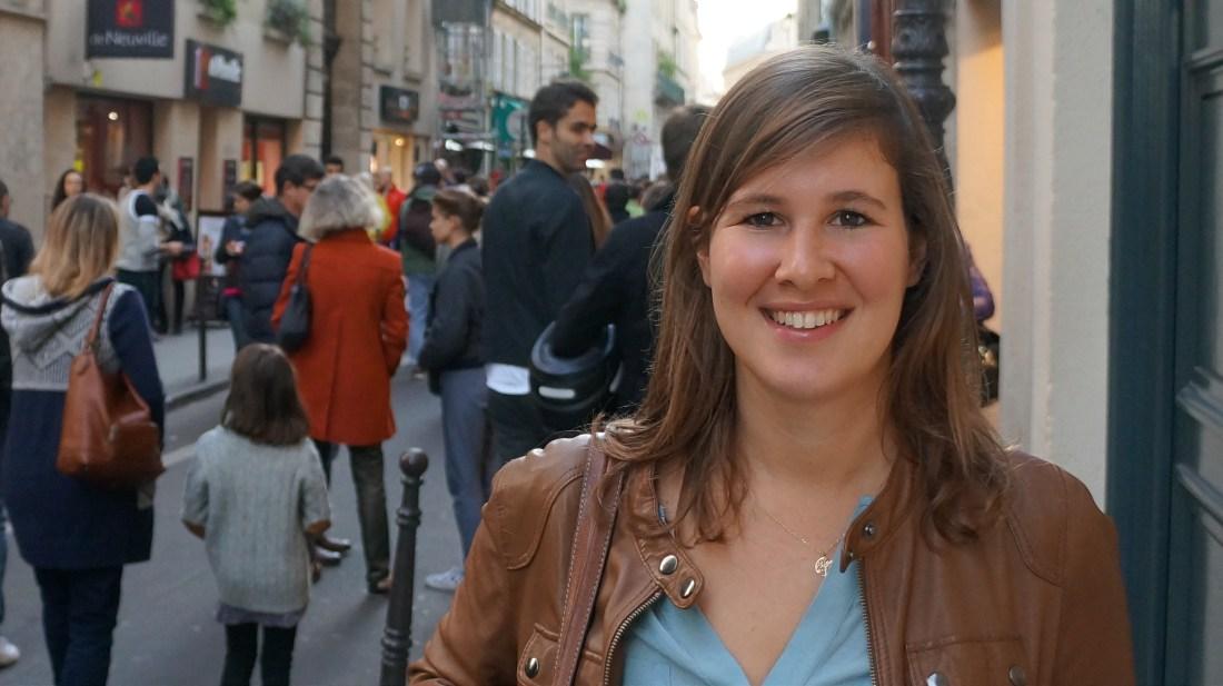 Tour guide Paris Flora Goldenberg