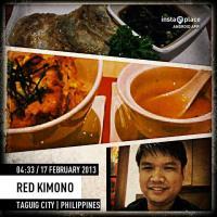 Red Kimono Japanese Restaurant