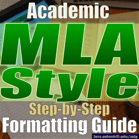 MLA Format Papers: Step-by-step Tips for Writing Research ... on