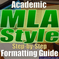 MLA Format Papers: Step-by-step Tips for Formatting Research Essays in MLA Style