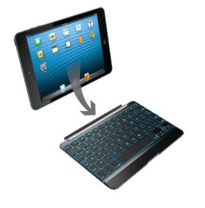 Zagg iPad Mini Keyboard