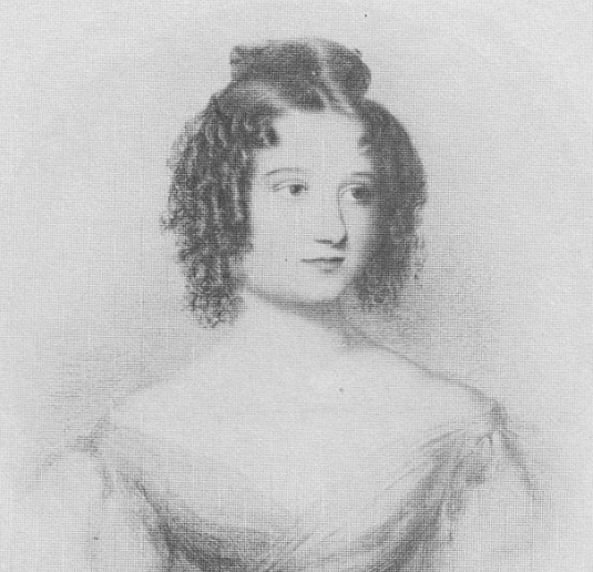 Ada Lovelace at 17