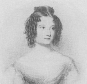 Ada Lovelace at 17