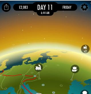 80 Days (Map)