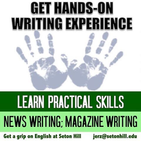 Get Hands-on Writing Experience.