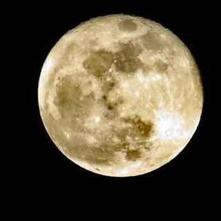 Tonight's Supermoon.