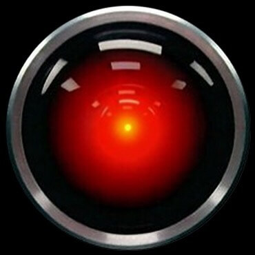 """""""I'm sorry, Dave. I'm afraid I can't do that."""" Very glad I got my son interested in 2001: A Space Odyssey. Now he wants to read the book."""