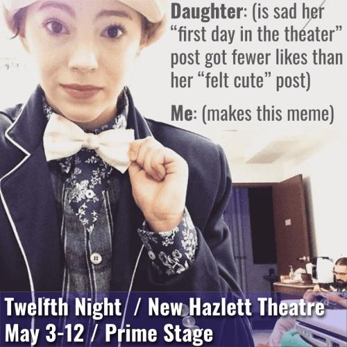 Daughter: (is sad her