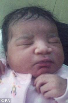 Baby Mariah Blake
