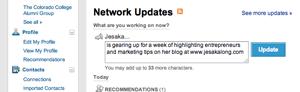 LinkedIn-Screenshot_What-Are-You-Working-On