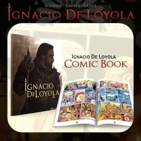 Ignacio de Loyola Comic Book