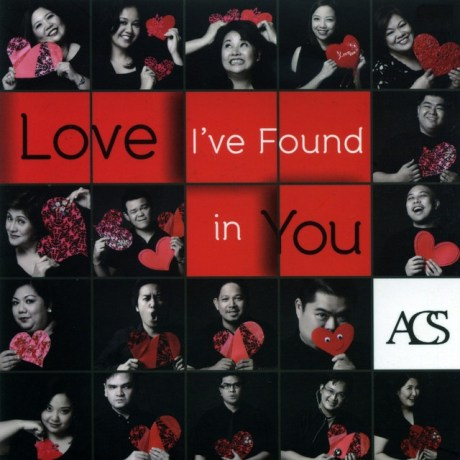 love i've found in you