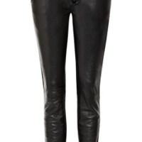 Sleek in Leather
