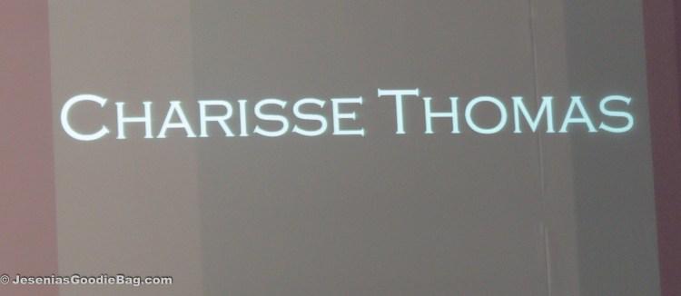 Charisse Thomas