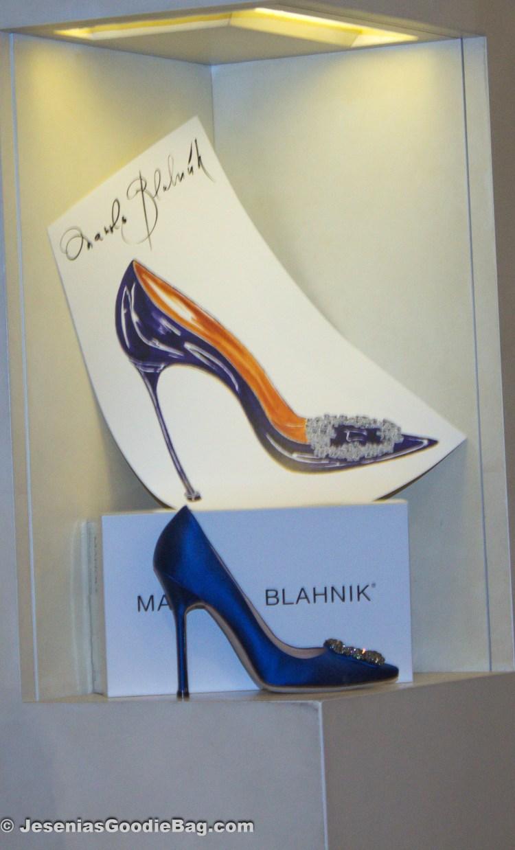 Manolo Blahnik Collection