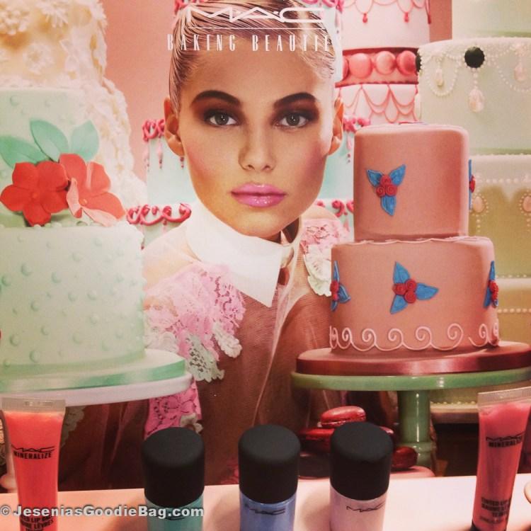 (M.A.C Cosmetics: Baking Beauties)