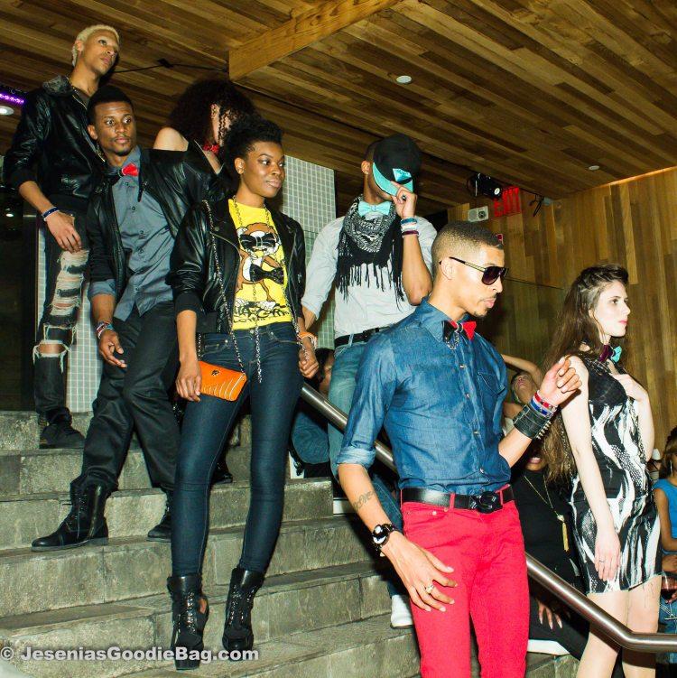 Blacktie Underground Fashion Presentation