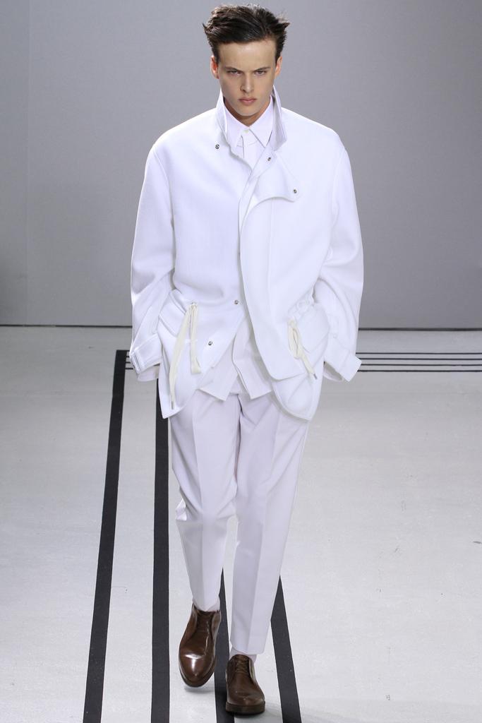 Karate pants. (3.1 Phillip Lim: Spring 2013)