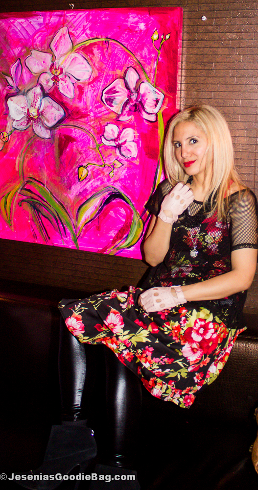 Jesenia (JGB Editor) (Alexandra Popescu-York Art Show)