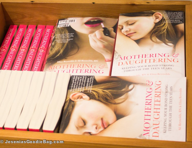 """Mother and Daughtering: Keeping Your Bond Strong Through the Teen Years."" By Sil & Eliza Reynolds"