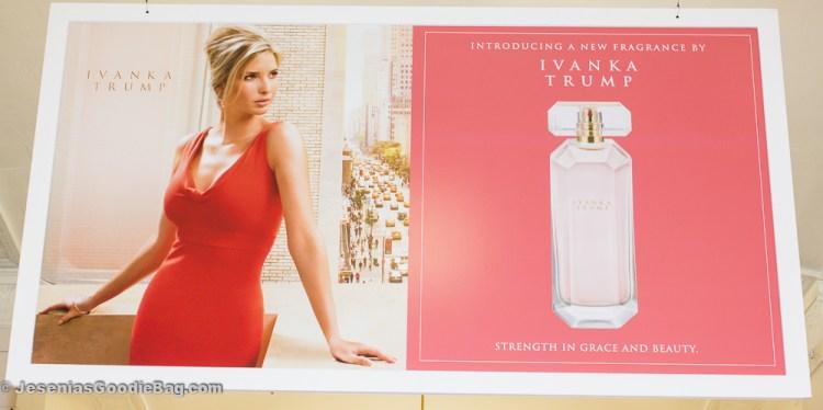 Ivanka Trump: Perfume Launch Event