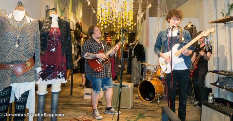 The Great American Novel band