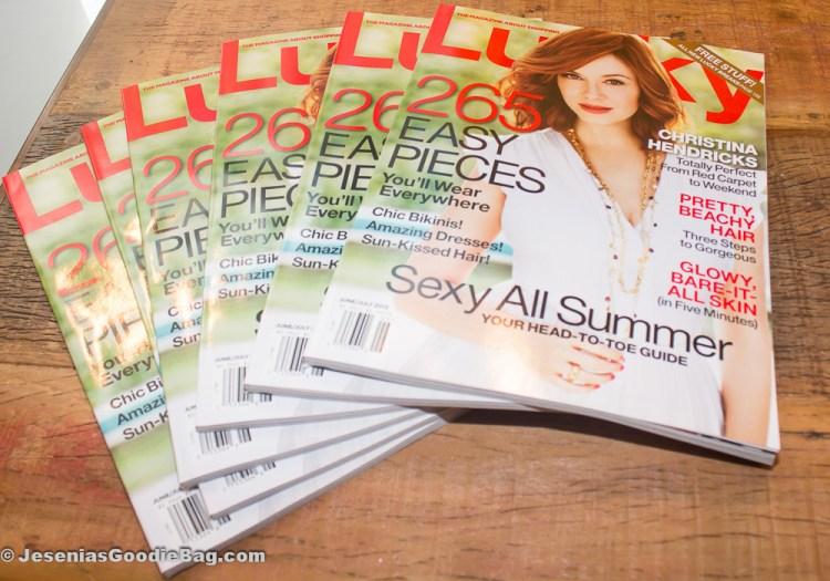 Lucky Magazine (July 2013 edition)