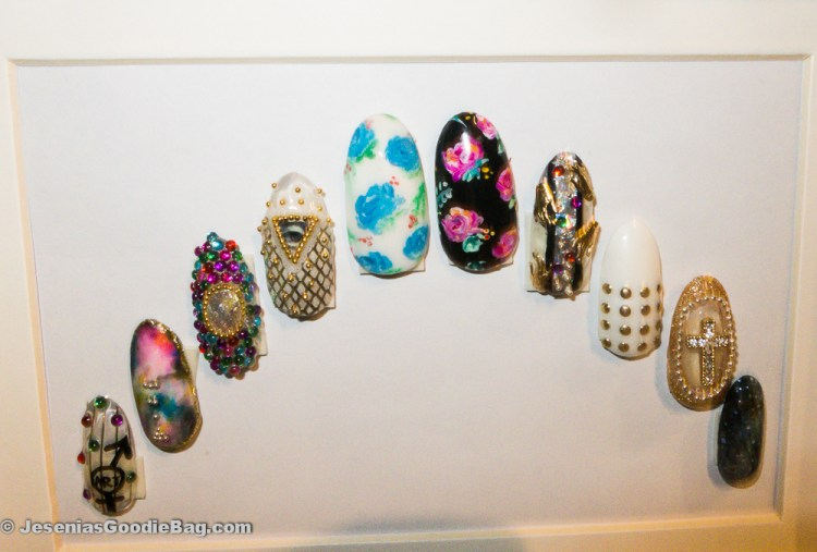 Nail art. (Vanity Projects)
