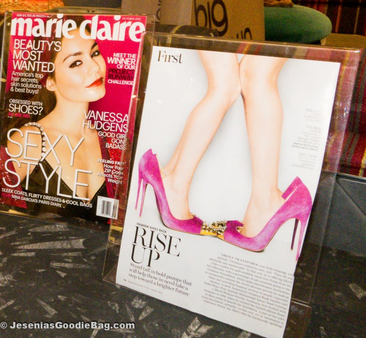 Vanessa Hudgens (Marie Claire magazine: October 2013)