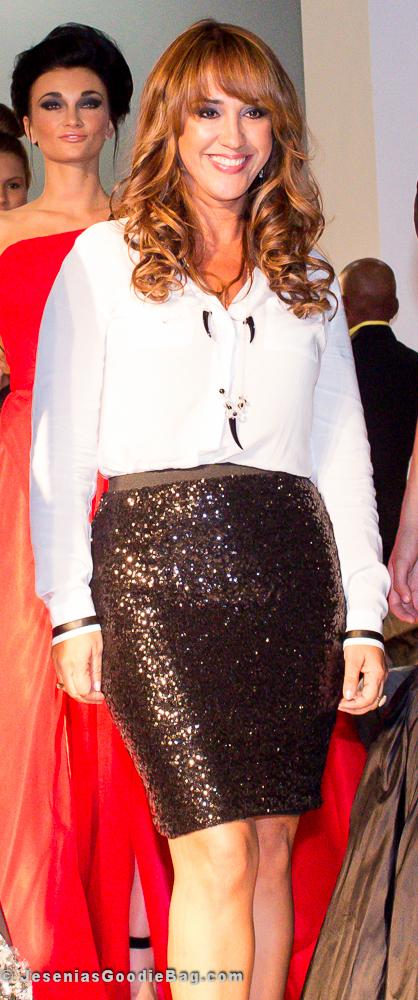 Designer Rosita Hurtado