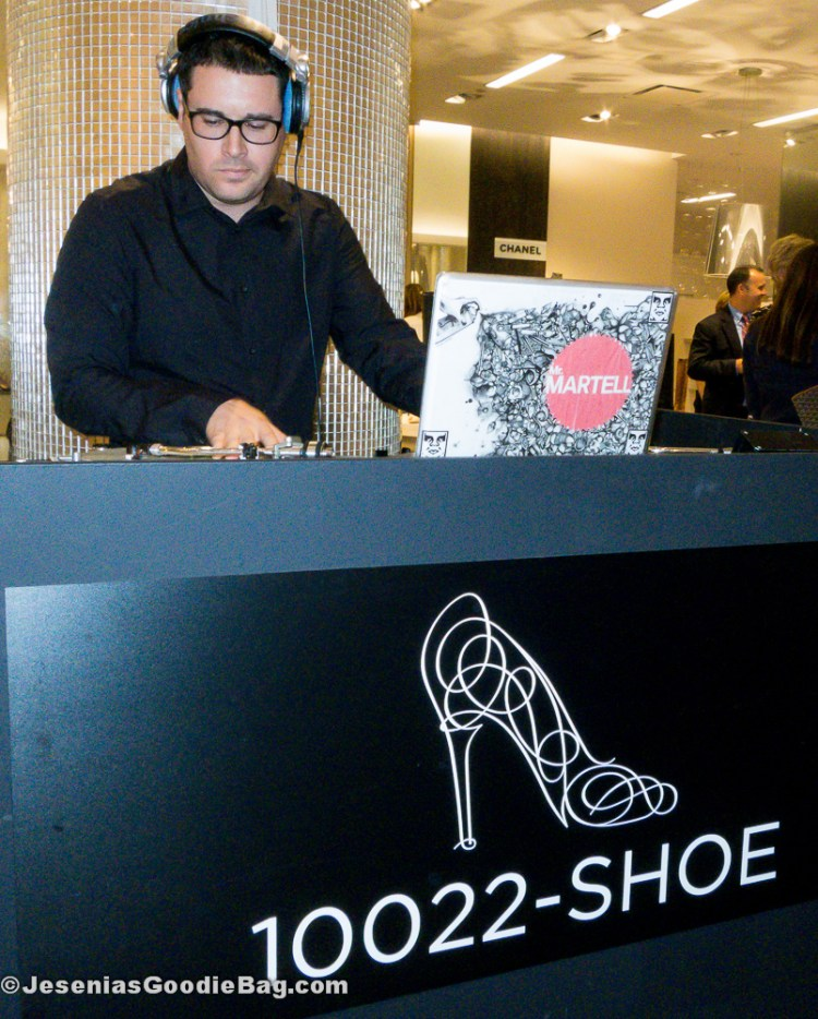 DJ Tim Martell