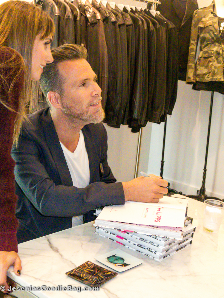 Scott Lipps book signing