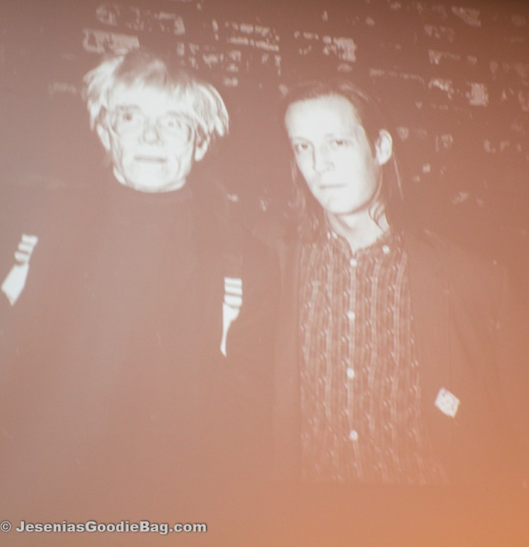 Andy Warhol, Patrick McMullan