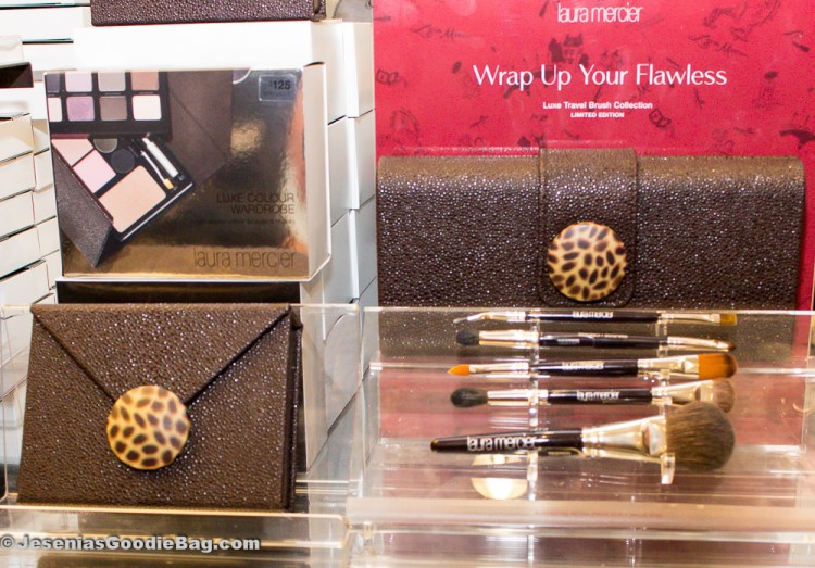 Luxe Travel Brush Collection