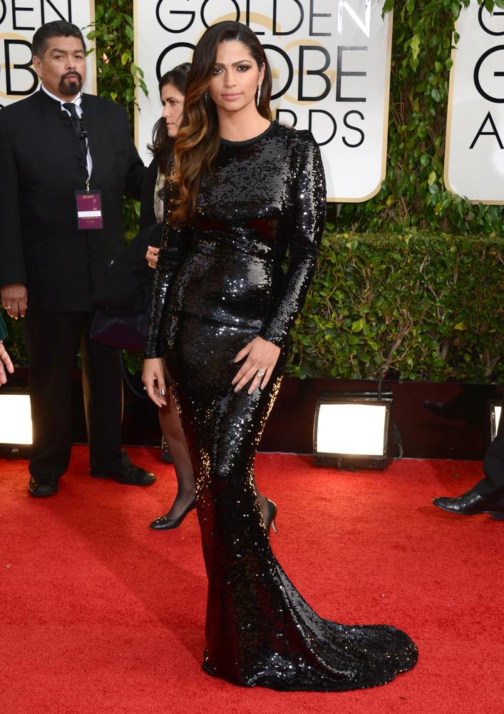 Camila Alves (Dolce & Gabbana)