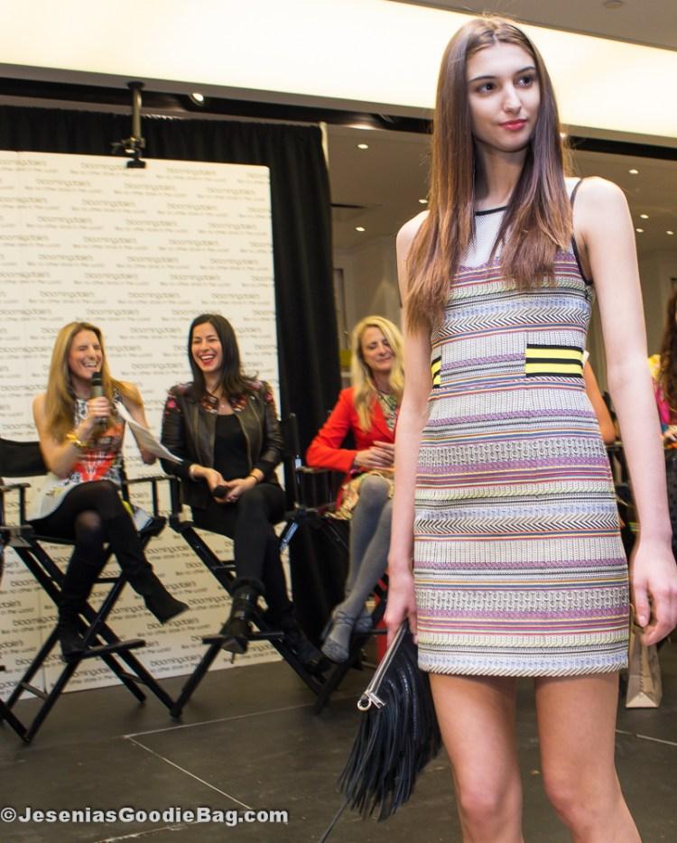 Dress by Rebecca Minkoff