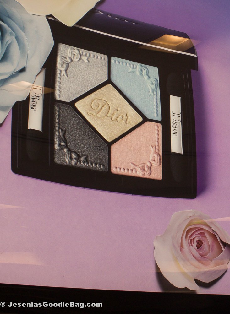 5 Couluers Trianon Edition - Couture Colour Eyeshadow Palette (Pastel Fontages)