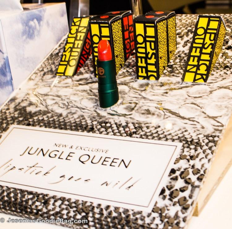 Jungle Queen lipstick