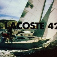 LACOSTE – SPRING 2015 – YACHTING COLLECTION