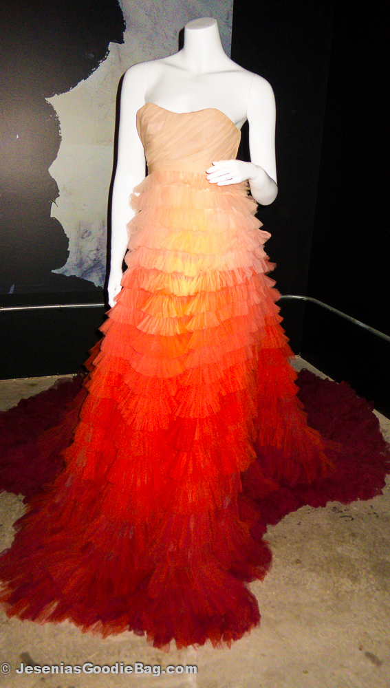 Dress by: Christian Siriano